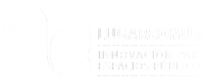Lugar Común Logo Blanco