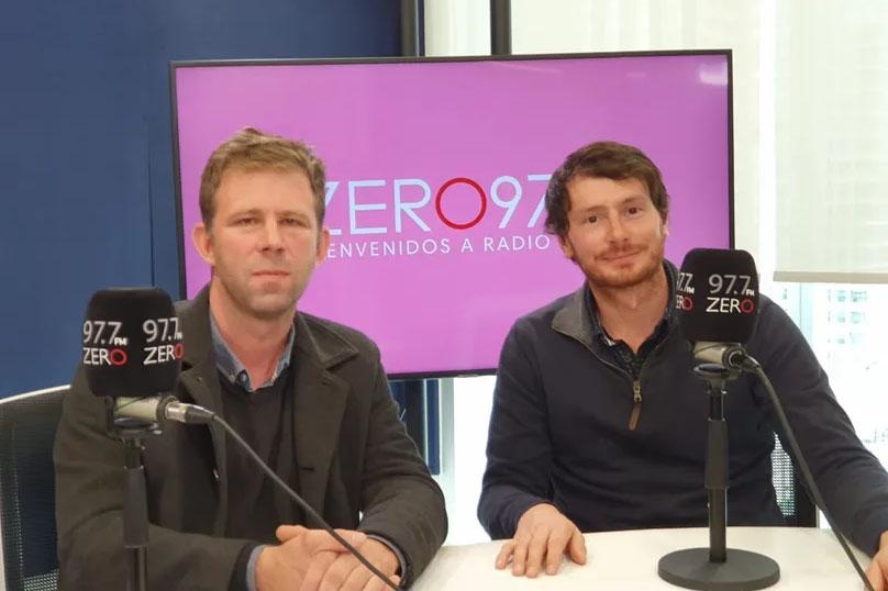 lugar común en radio zero
