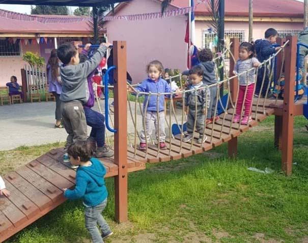 Co-diseño de equipamientos para jardines infantiles