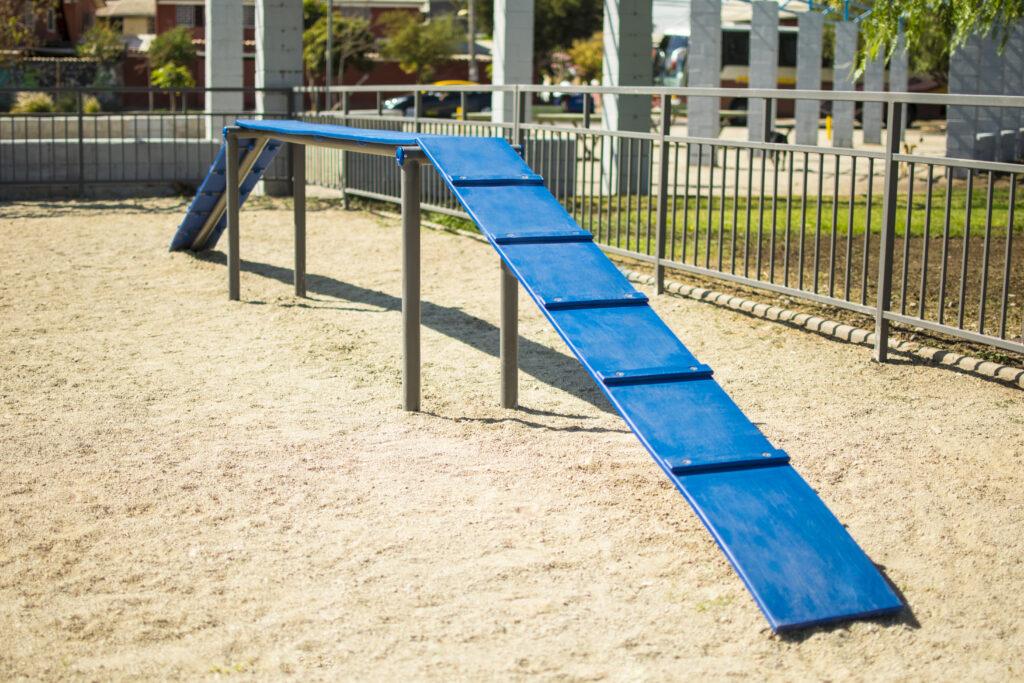 obstaculo pasarela canina agility